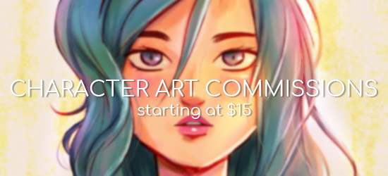 Miho's Commissions: Open